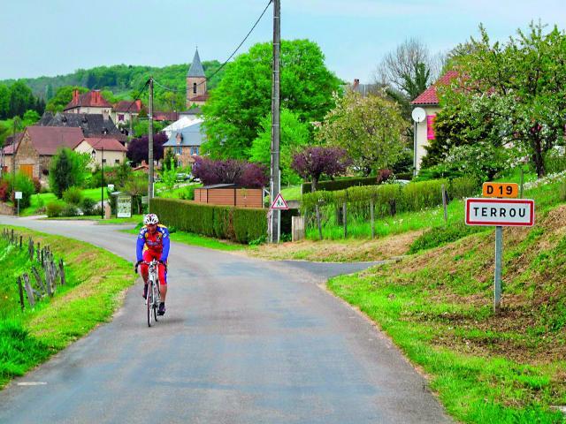 7888 Semaine Club Cyclo Terrou Pour La P33
