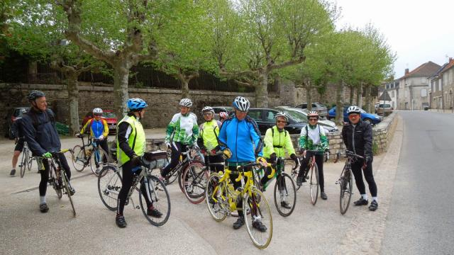 Semaine Club Cyclo Terrou