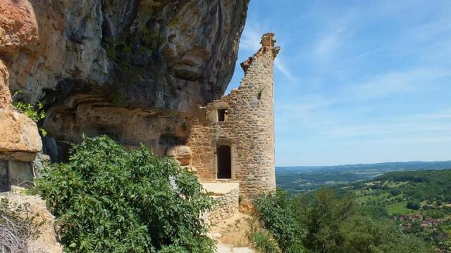 Chateau Des Anglais Autoire